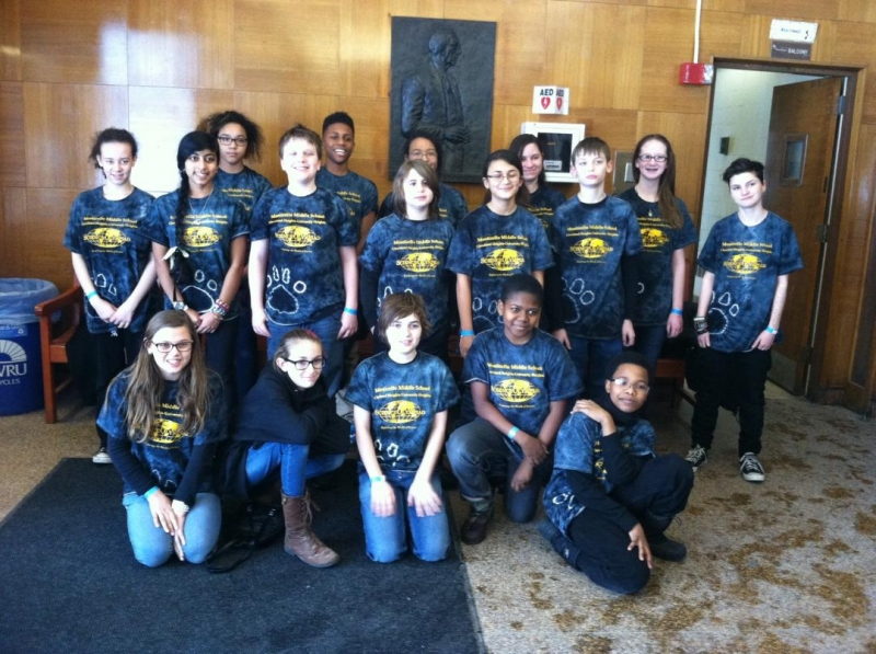 Middle Schools Compete in Regional Science Olympiad - The Heights ...